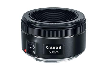 Canon 50mm