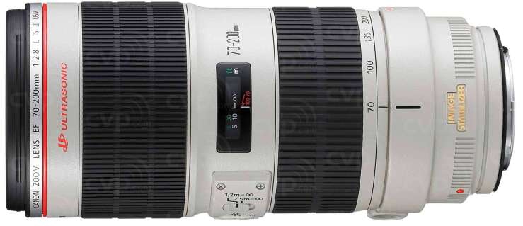 Canon EF 70-200mm f