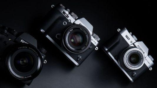 Mirrorles Cameras